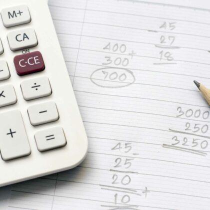 Ulkoistettu kirjanpito ja palkanlaskenta