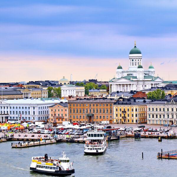 Toimipisteet Helsinki