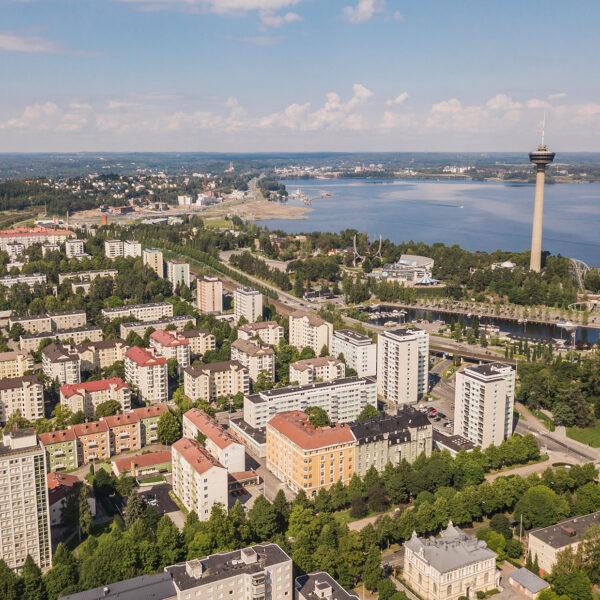 Toimipisteet - Tampere